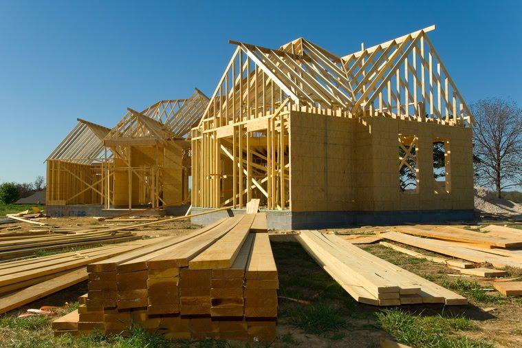 Dřevostavby,nízkoenergetické a pasivní domy