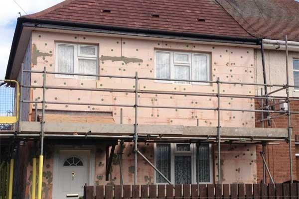 Rekonstrukce a zateplení stávajícího domu