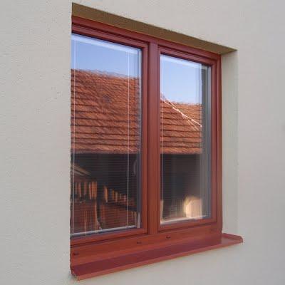 Oplechování venkovních okenních parapetů